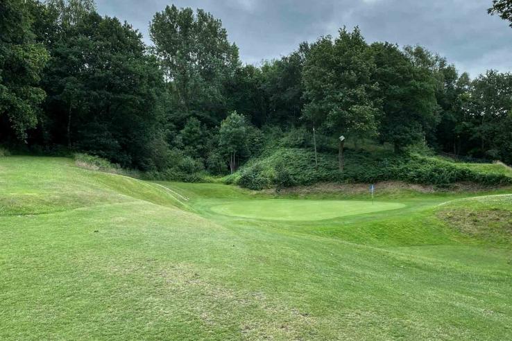 Alister MacKenzie Reddish Vale Golf Club