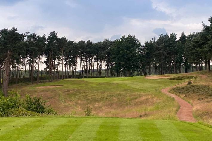 Herbert Fowler Par 3 Beau Desert Golf Club
