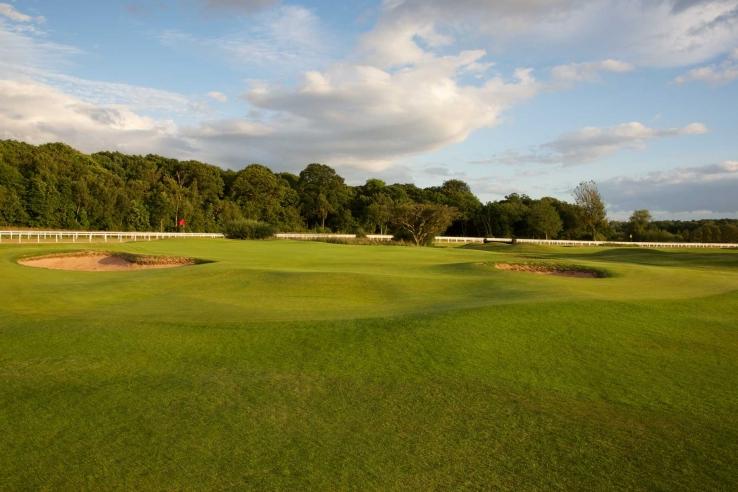 The Harry Colt designed Northumberland Golf Club.