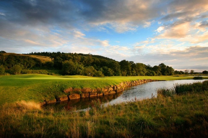 The severity of hazards is perfect for the matchplay format of a Ryder Cup. Celtic Manor 2010 was a Ryder Cup Venue.