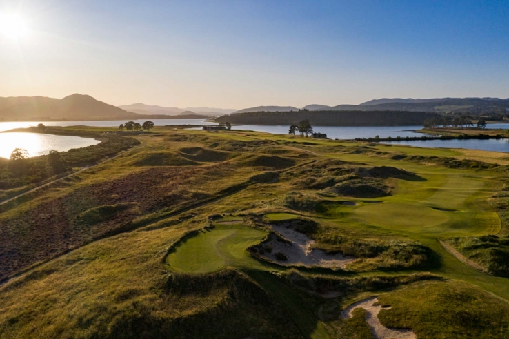Skibo Castle Carnegie Links is a superb links on sprawling estate.