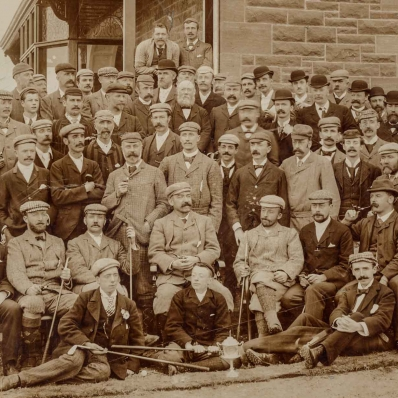 Glasgow Golf Course has a storied history of hosting international comps.