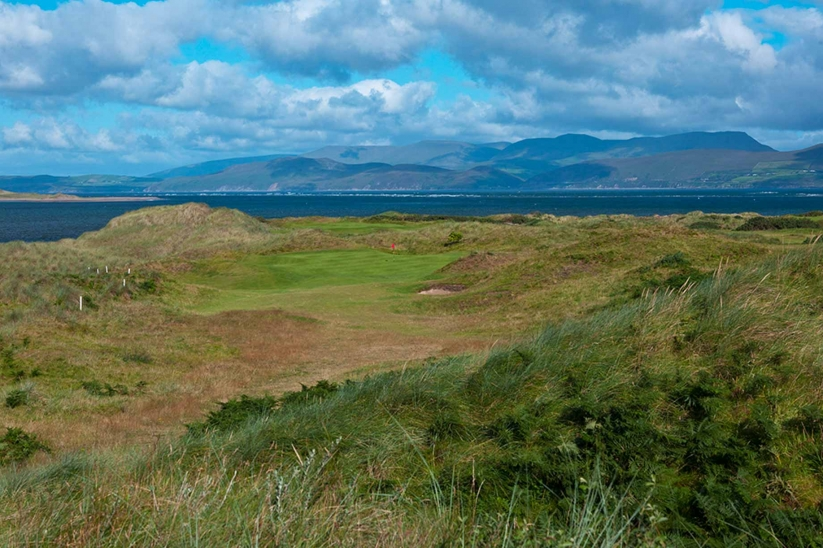 Dooks Golf Club is one of Ireland's oldest links.