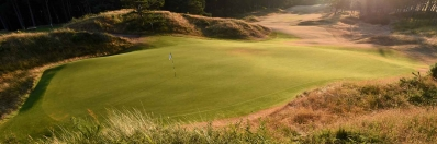 An amazing green and surround at Formby Golf Club. It features in the Evalu18 Best Golf Courses List.