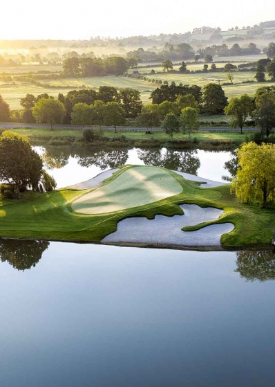 The JCB Golf & Country Club is an up and coming entry to the Top 100 Golf Course rankings.