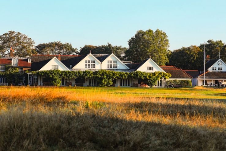 The RWGC Clubhouse.