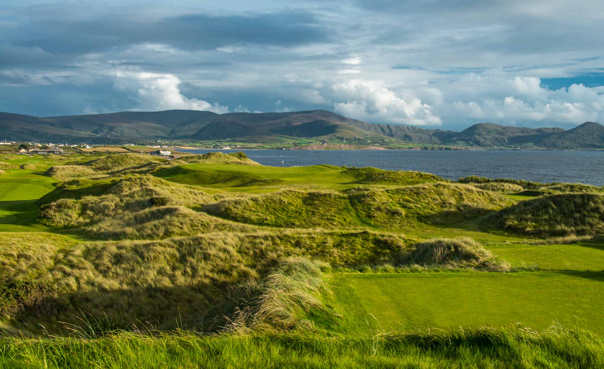 The 17th at Waterville Golf Links.