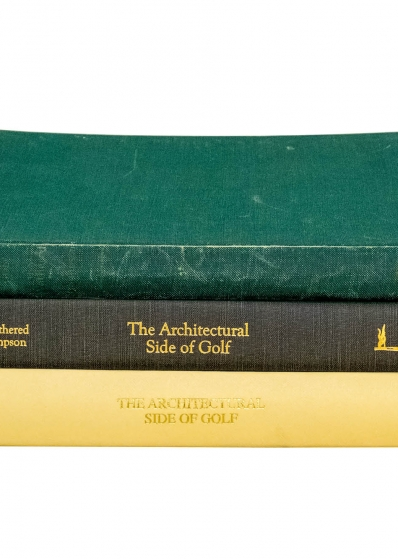 Building a GCA Library doesn't have to be expensive. A vareity of prints and editions can be bought as is shown here.