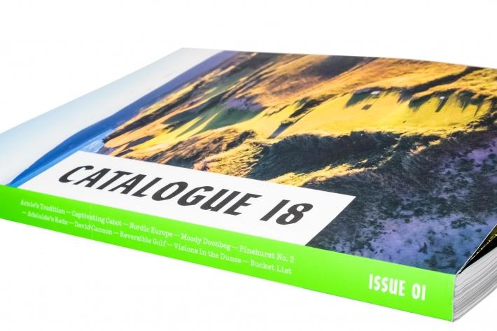 A photo of Catalogue 18.
