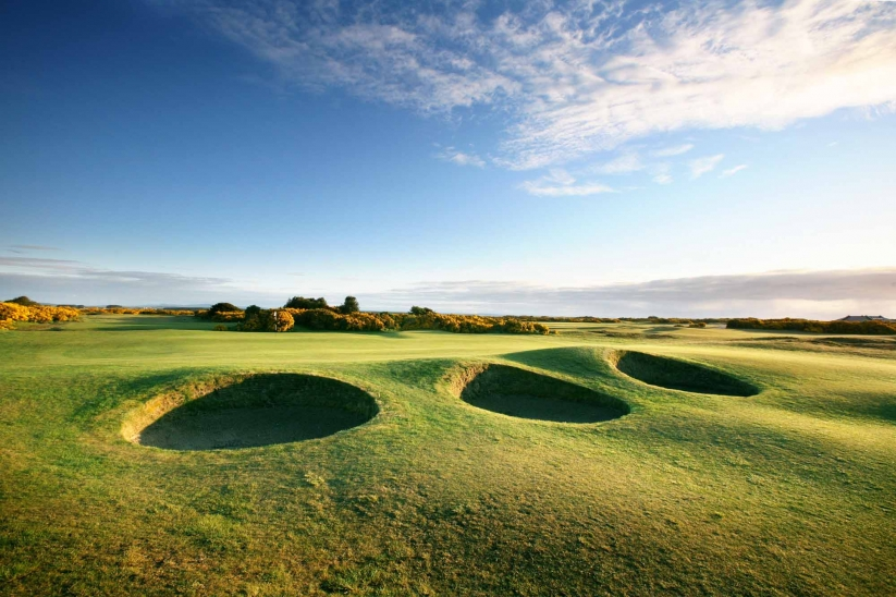 The New Course St Andrews is an Old Tom Morris designed links.