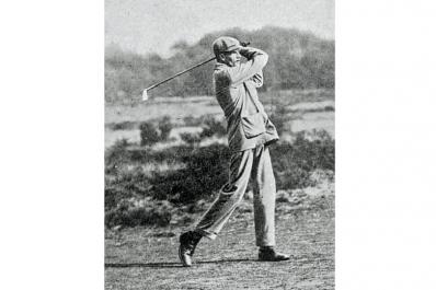 A photo of CH Alison (Charles Hugh Alison)