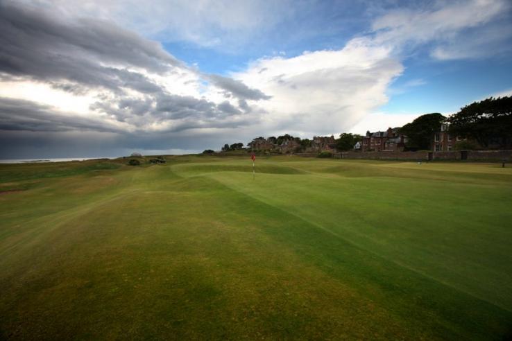The Biarritz at North Berwick Golf Club.