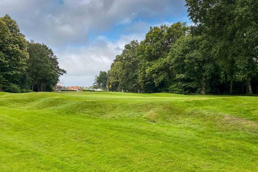 12th Hole Wentworth Club East Course Harry Colt