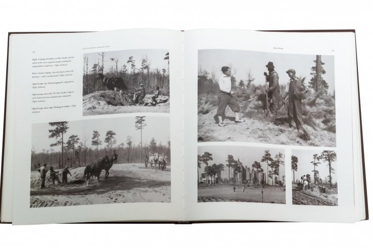 A glimpse inside the book Discovering Donald Ross.