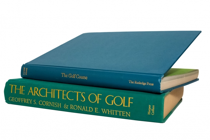 The Golf Course & The Architects of Golf © Evalu 18