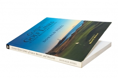 A photo of the book Classic Golf Links British Isles Ireland by Donald Steel.