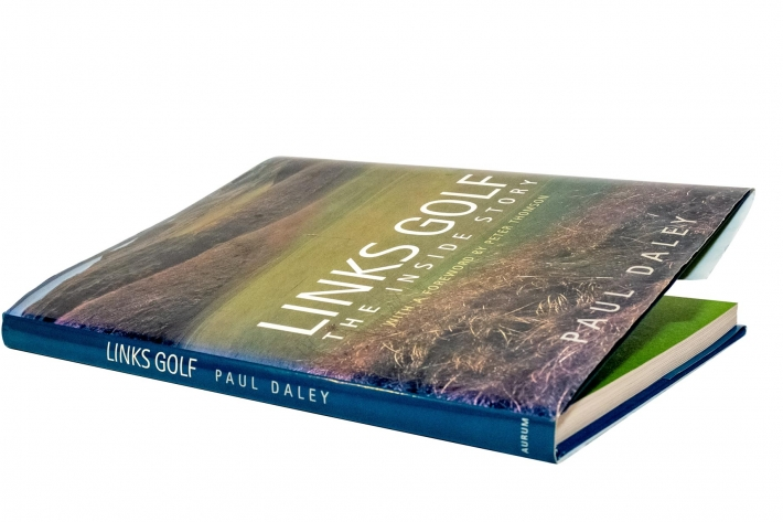 A photo of the book Links Golf by Paul Daley.