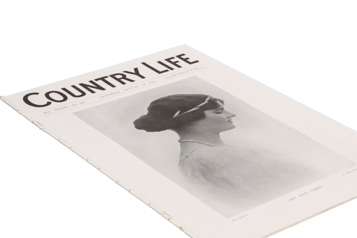 Picture of the Cover of Country Life Issue 917