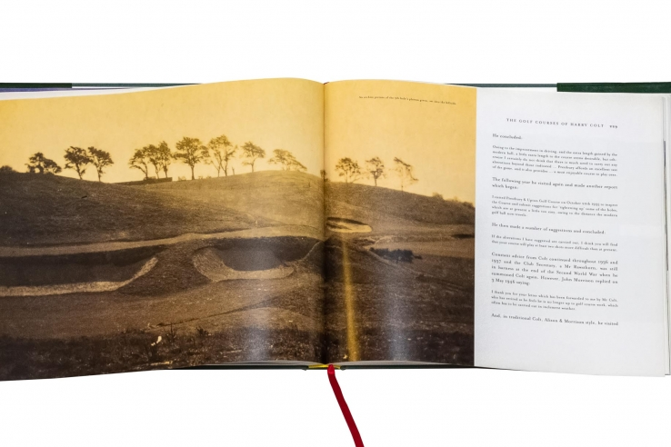 A photo of some artwork in the book Creating Classics.