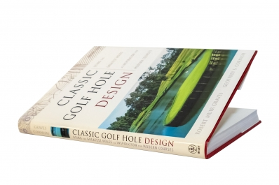 A photo of the book Classic Golf Hole Design.