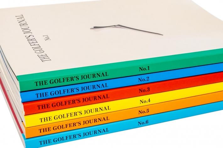 Golfer's Journal magazines.