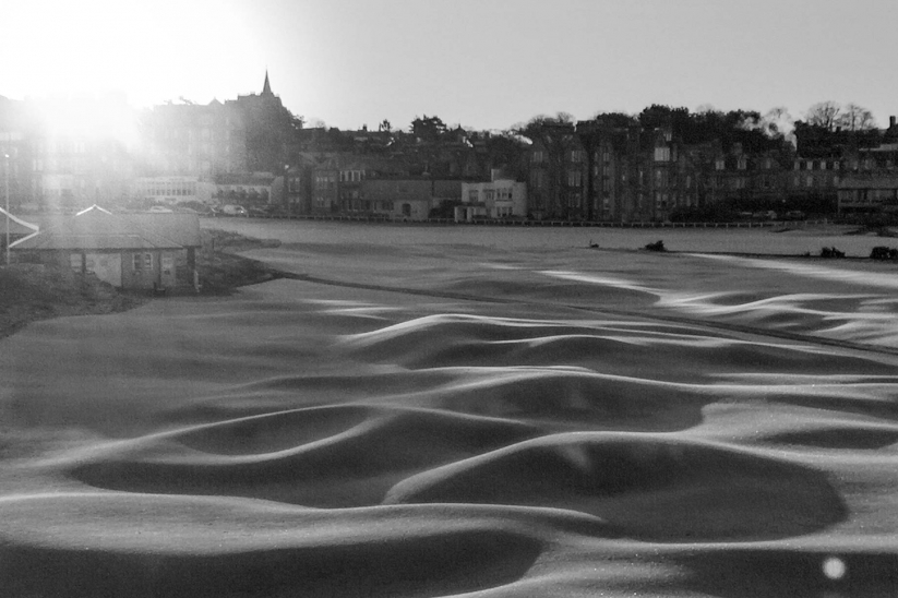 The humps and bumps at Himalayas St Andrews.