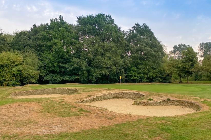 Haste Hill Golf Club in North West London