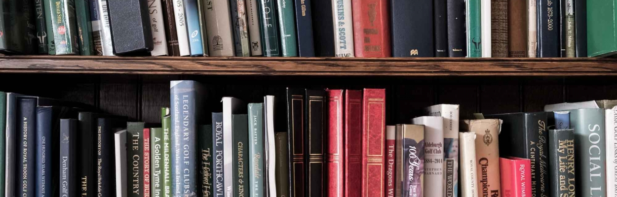 Sacred Texts Golf Course Architecture Library Books