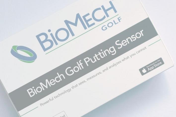 BioMech Technology Putter Fitting Custom Fit Putter