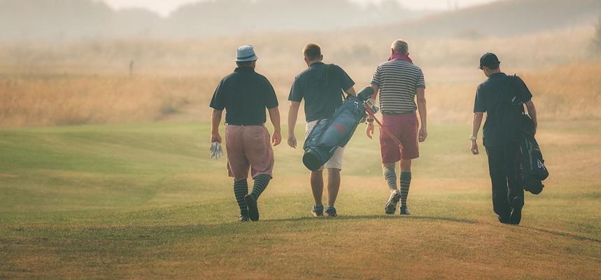 Long Socks Royal St George's Golf Club