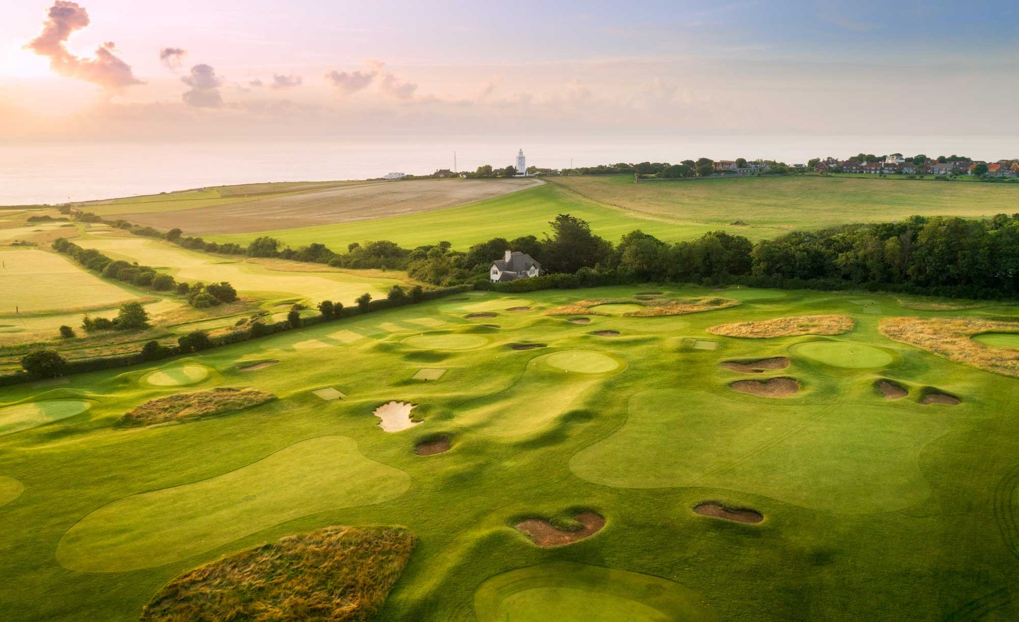 North Foreland Golf Club Northcliffe Course Fowler Simpson Short Course