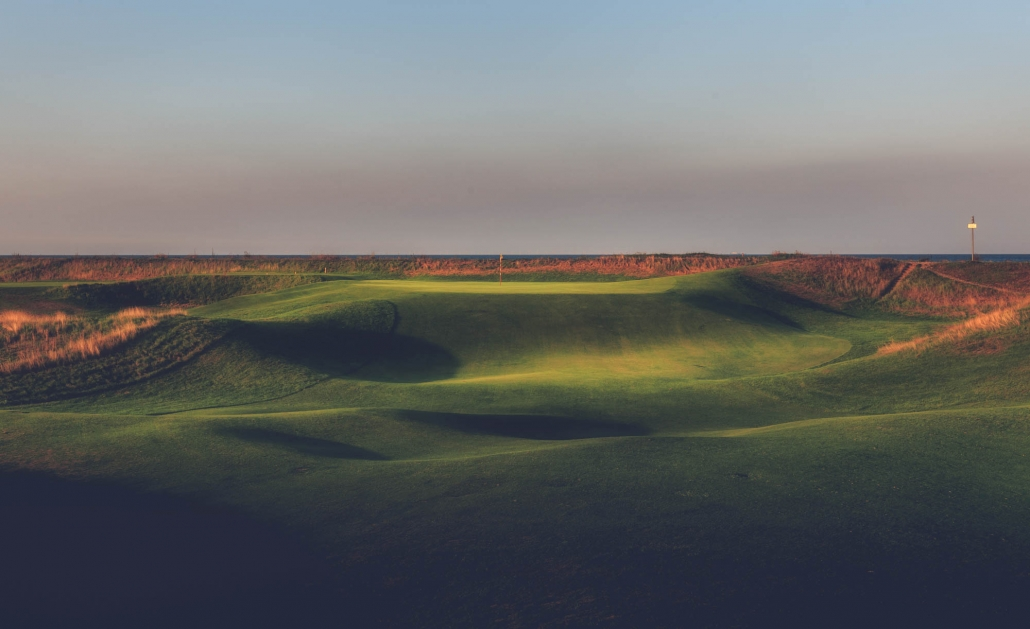 Location B on 6th Royal Cinque Ports.