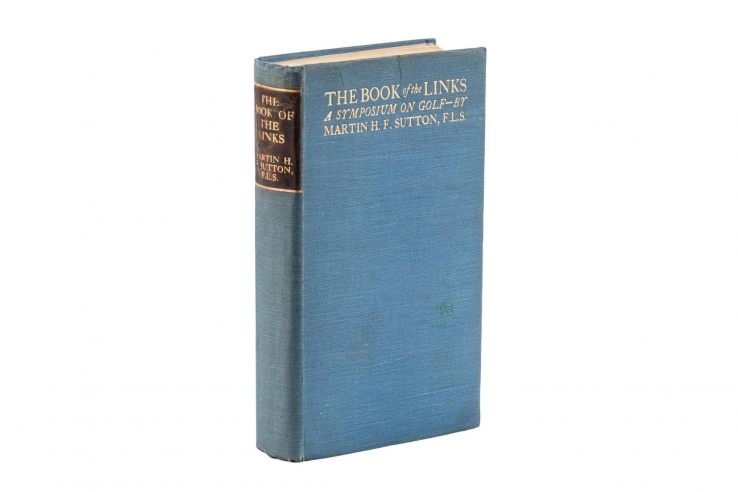 The Book of The Links with Harry Colt contributions.