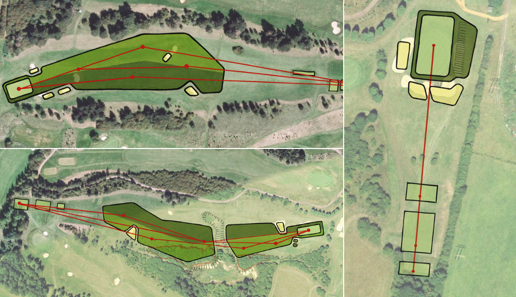 Golf architecture & historical research on behalf or architects can free up their time for more important tasks.