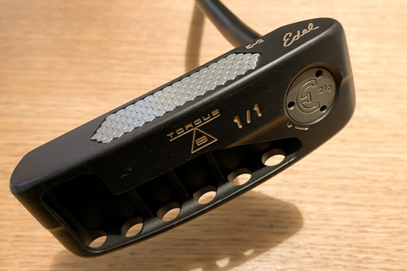 Edel custom fit putters are amongst the very best in the game.