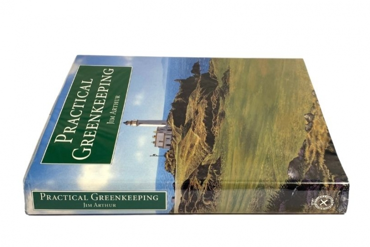 The Greenkeepers Bible, Practical Greenkeeping, written by Jim Arthur.