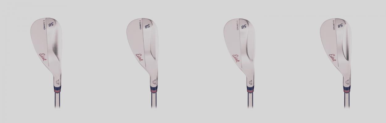 Custom Fit Wedges Golf Wedges Edel SMS Wedges